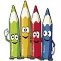 Олівці кольорові, набори