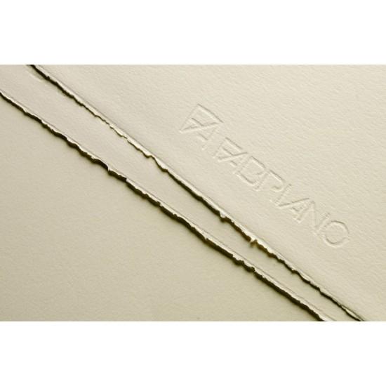 Папір офортний для друку Rosaspina 038 avorio В2 (50х70 см) 220 г/м.кв. Fabriano