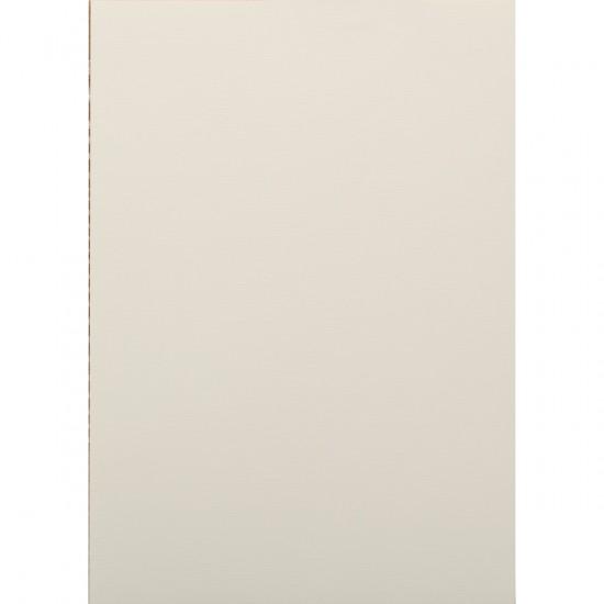 """Декоративний картонний папір """"CANVAS"""" А4, кремовий, 230г/м2"""