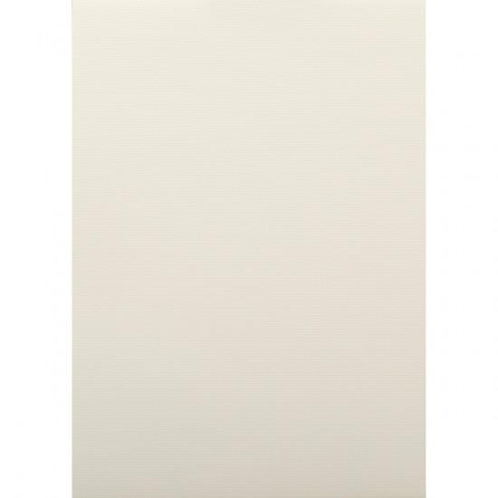 """Декоративний картонний папір """"CRISTAL"""" А4, кремовий, 230г/м2"""