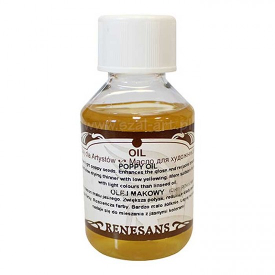 Renesans макова олія, 100мл