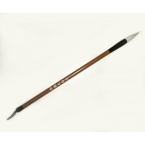 #13-2 Кисть для китайской каллиграфии и живописи, 24 см, овца