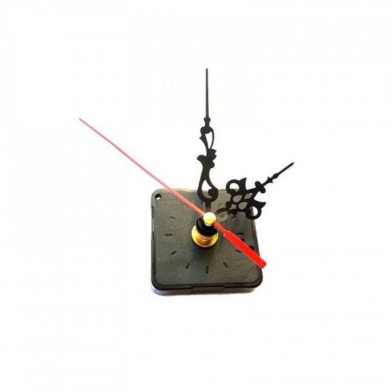 Часовой механизм. 55*55*16 мм. Шток 12мм.