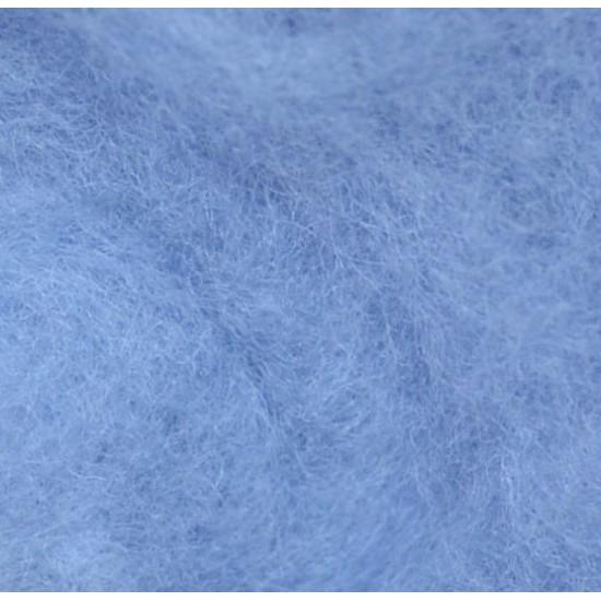 Кардочесанная шерсть для валяния, 50 г., К6016
