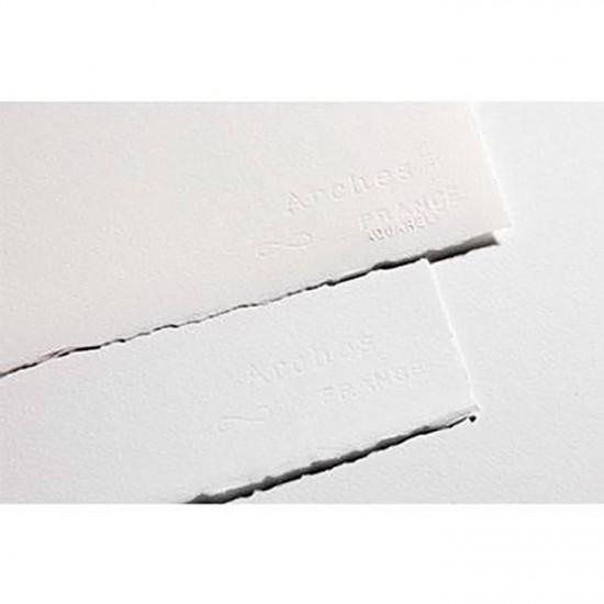 Arches папір акварельний холодного пресування Arches Cold Pressed 185 гр, 56x76 см, 100% бавовна