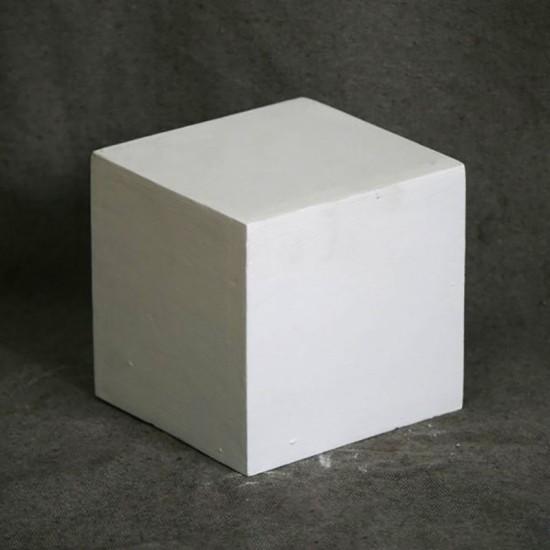 Гипсовый куб