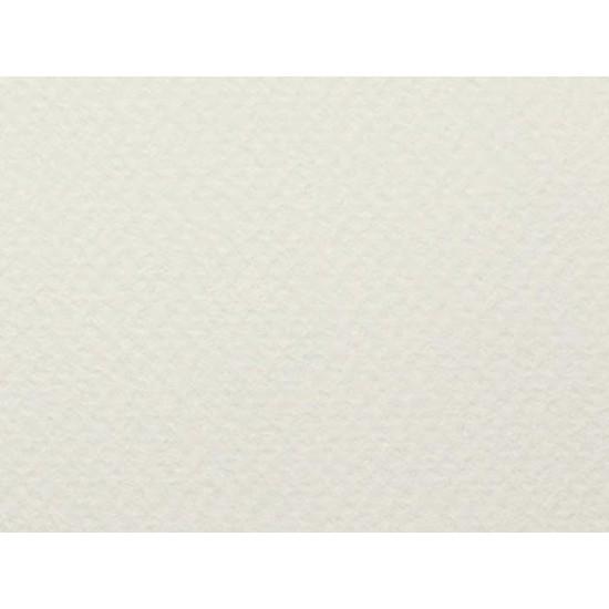 Fabriano папір акварельний Rusticus 72*101см, 240г/м2, середнє зерно, Neve (білий)