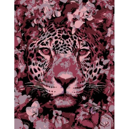 """Набір-стандарт, картина за номерами, """"Тварини 7.105"""", 35х45см, ROSA START"""