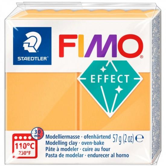 Пластика Effect, Оранжева неонова, 57г, Fimo