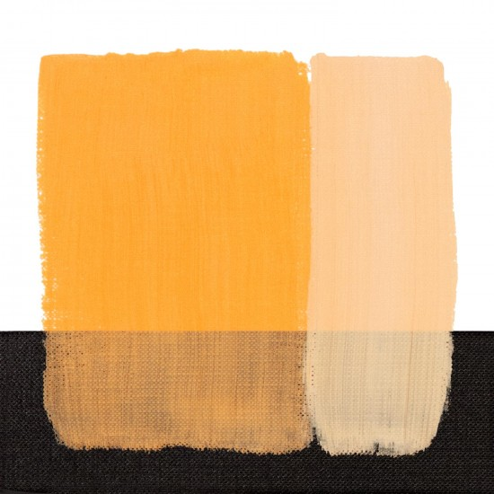 076  жовта темна яскрава Classico 60 мл олiйна фарба