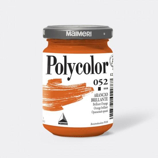 052 Фарба акрилова Polycolor, Помаранчевий яскравий, 140мл., Maimeri
